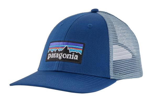 Patagonia P-6 Logo LoPro Trucker Hat Kappe SPRB