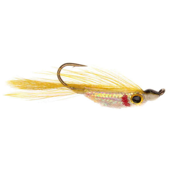 Catchy Flies Streamer - CF107 Shiner Olive