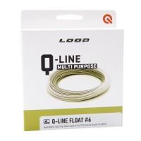 Loop Q-Line Fliegenschnur Floating