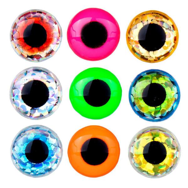 Epoxy 3D Augen