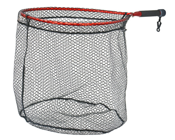 McLean Angling R111 Weigh Net Kescher red
