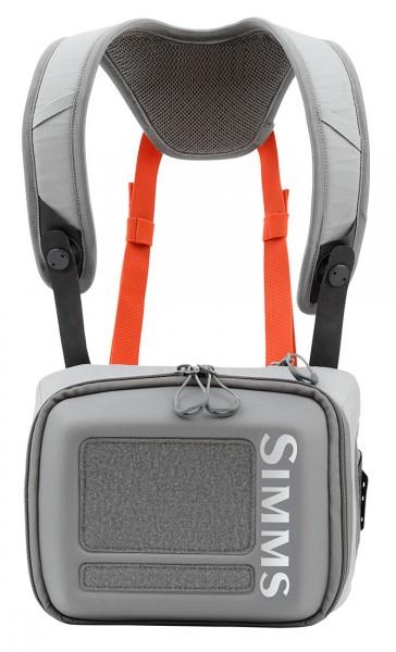 Simms Waypoints Chest Pack gunmetal gunmetal