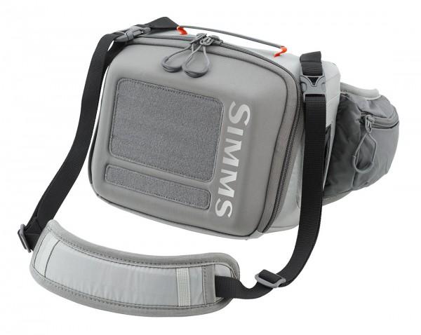 Simms Waypoints Hip Pack gunmetal gunmetal