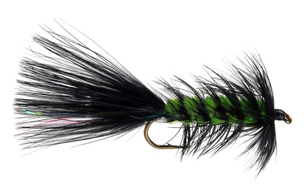 Flash A Bugger Streamer fluo lime