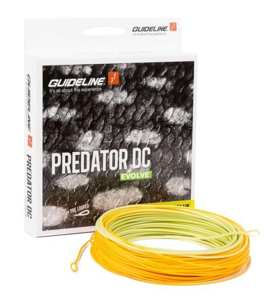Guideline Predator DC Evolve Fliegenschnur floating
