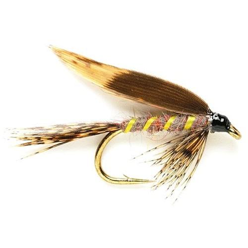 Fulling Mill Nassfliege - March Brown