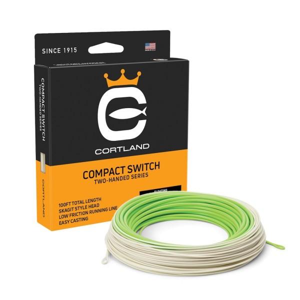 Cortland Compact Switch Fliegenschnur