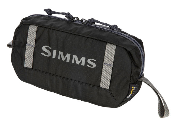 Simms GTS Padded Cube Tasche carbon Small (carbon)