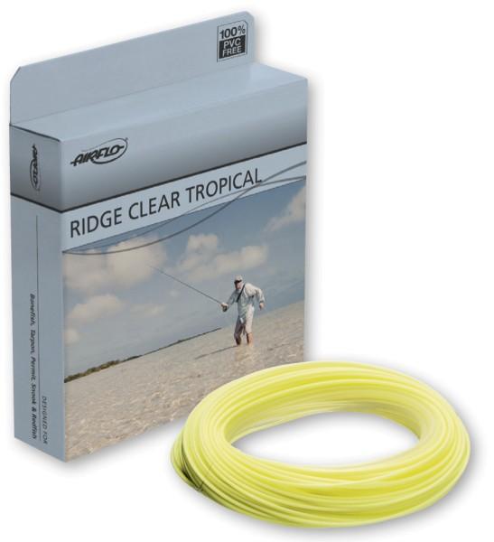 Airflo Ridge Clear Tropical Clear Tip Fliegenschnur