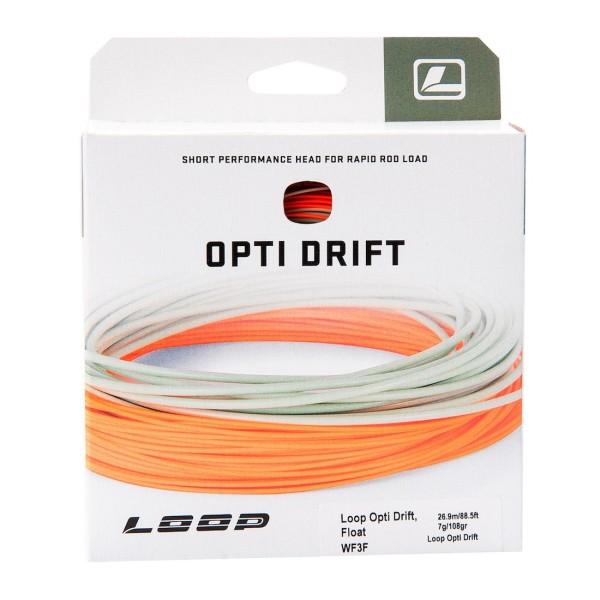 Loop Opti Drift Fliegenschnur Floating
