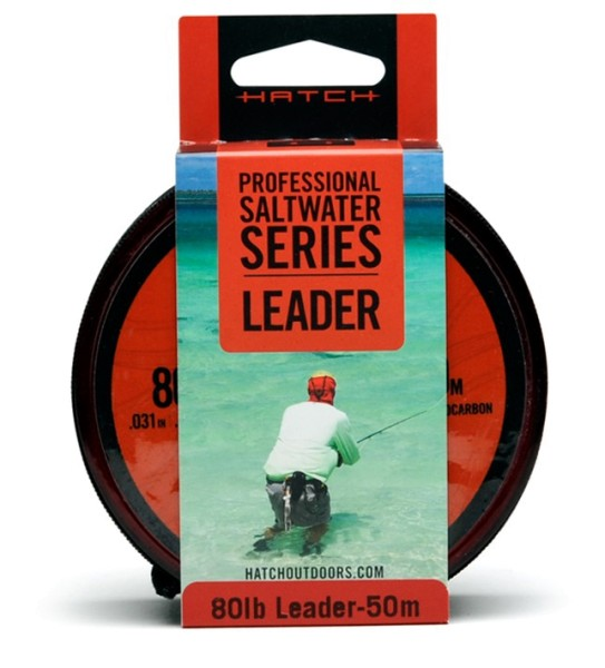 Hatch Professional Saltwater Series Fluorocarbon Leader Vorfachmaterial