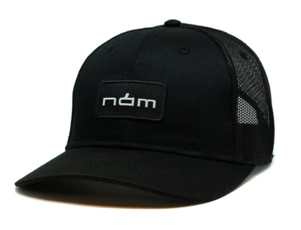Nam Black Trucker Cap Kappe