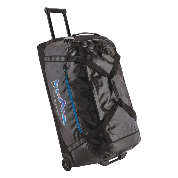 Patagonia Black Hole Wheeled Duffel 100L Reisetrolley BFZT Black/Fitz Trout (BFZT)