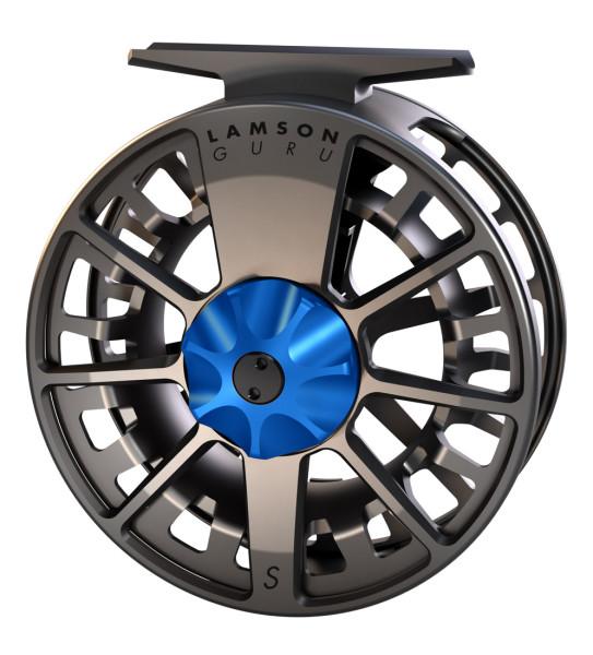 Waterworks-Lamson Guru S-Series HD Fliegenrolle arctic