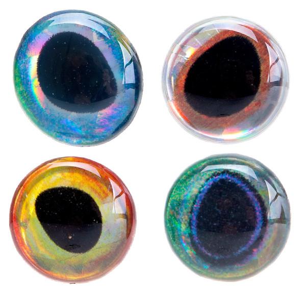 Ultra 3D Epoxy Augen