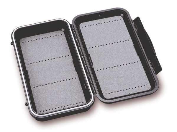 C&F Design CF-3500 wasserdichte Fliegenbox für große Fliegen black