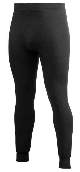 Woolpower Long Johns 400 Unterhose black