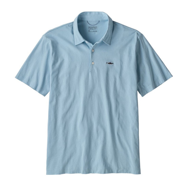 Patagonia Fitz Roy Trout Polo BSBL