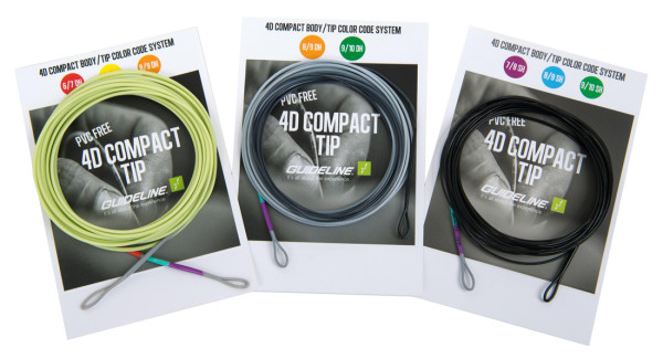 Guideline 4D Compact Tip 12ft.