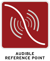 Audible Reference Point