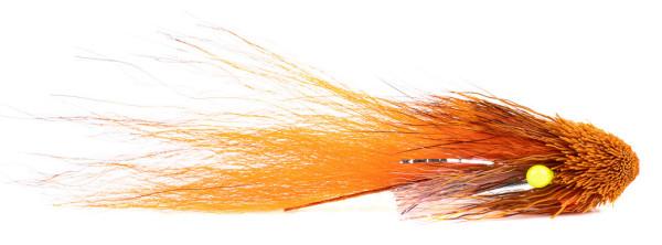 Future Fly Munker Tube Flies Tubenfliege orange