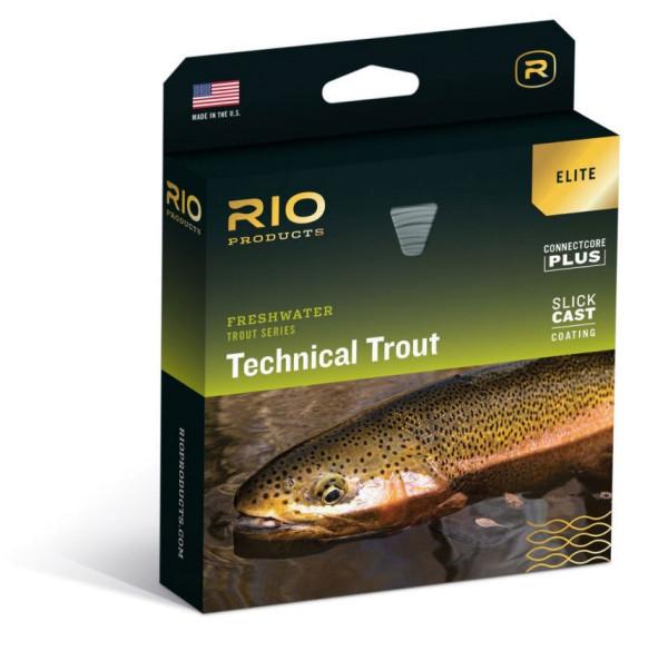 Rio Elite Technical Trout Fliegenschnur