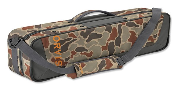 Orvis Safe Passage Carry-It-All Koffer brown camo brown camo
