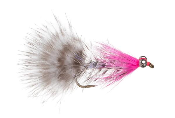 Meerforellenfliege Polar Magnus bright pink
