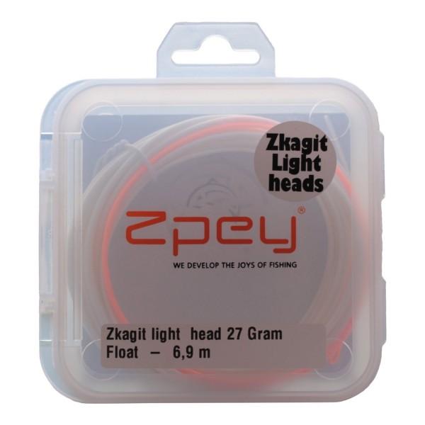 Zpey Zkagit Light Zhootinghead Ein- und Zweihand Schusskopf floating