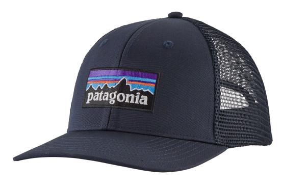 Patagonia P-6 Logo Trucker Hat Kappe NVYB