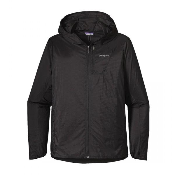 Patagonia Houdini Jacket Windbreaker Jacke BLK Black (BLK)