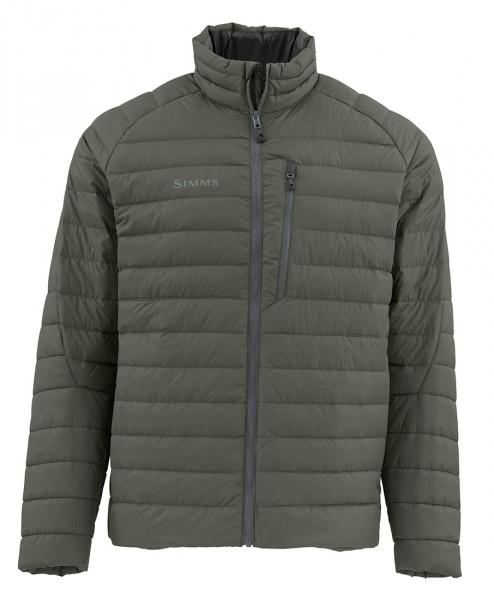 Simms Downstream Sweater Jacke loden S loden