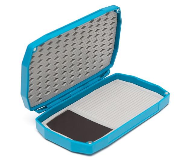 Umpqua UPG LT Mini Mag Midge High Fliegenbox blue blue