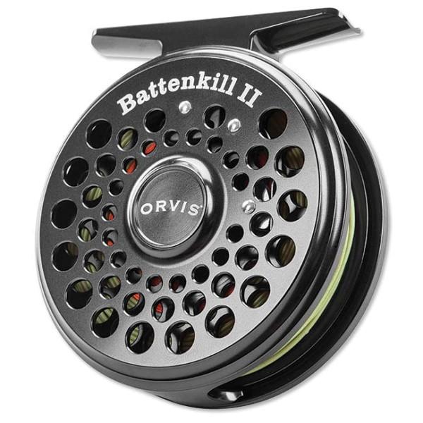 Orvis Battenkill Fliegenrolle I-III