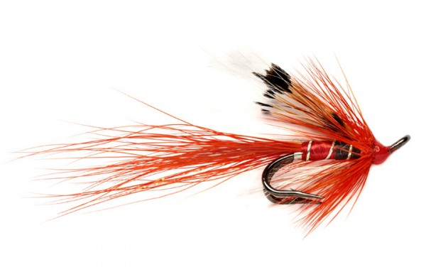 Fulling Mill Lachsfliege - Ally's Shrimp Micro Double