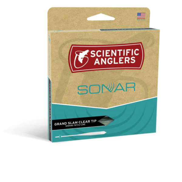 Scientific Anglers Sonar Grand Slam Clear Tip Fliegenschnur