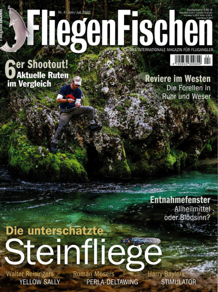 FliegenFischen Magazin Nr.4 Juni/Juli 2020