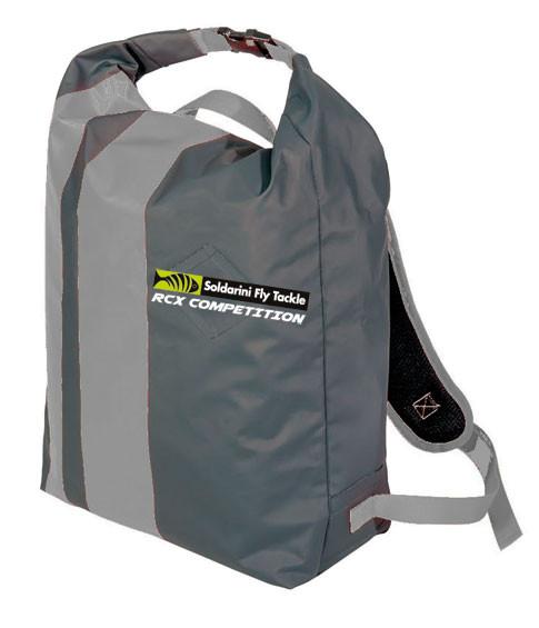 Soldarini Fly Tackle RCX 100% Waterproof Backpack Rucksack