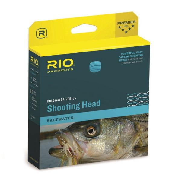 Rio Outbound Short Shooting Head Schusskopf clear intermediate