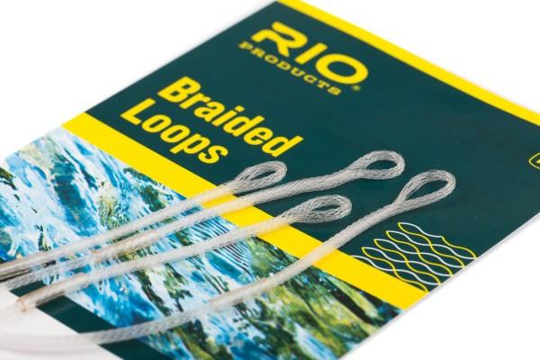 Rio Braided Loops clear