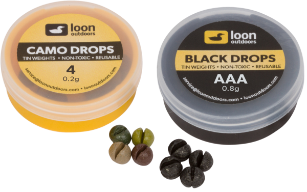Loon Tin Drops Refill Tub - Split Shots