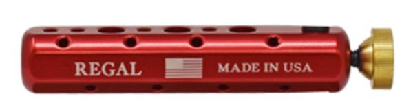 Regal Tool Bar - Werkzeughalter für Bindestöcke hot rod red