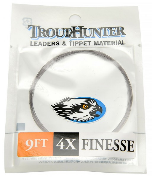 Trout Hunter Finesse Leader 9 ft und 14ft