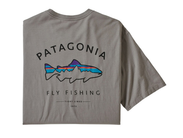 Patagonia Framed Fitz Roy Trout Organic T-Shirt FEA