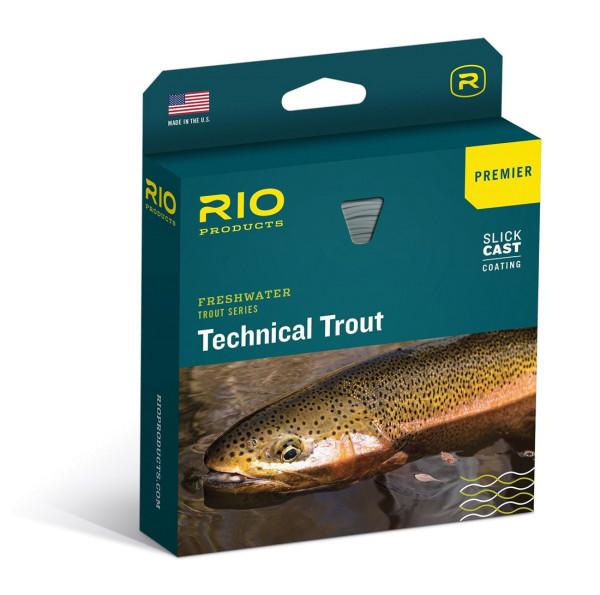 Rio Premier Technical Trout WF Fliegenschnur