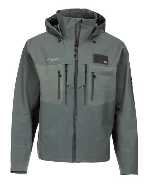 Simms G3 Guide Tactical Jacket Watjacke shadow green