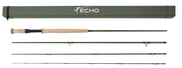 Echo Trout Spey Zweihand Fliegenrute