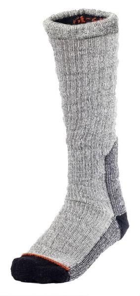 Geoff Anderson BootWarmer Sock Socke grey