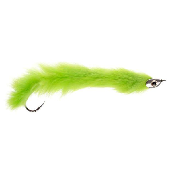Catchy Flies Streamer - CF146 RH Pike Chartreuse