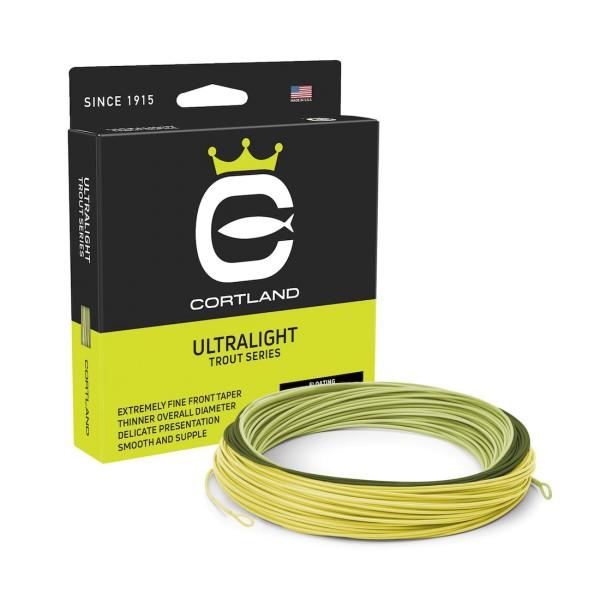 Cortland Ultralight Fliegenschnur